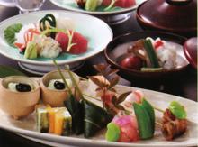 ホテル日航大分 日本料理「折鶴」