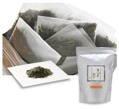 きつき茶 緑茶ティーバッグ